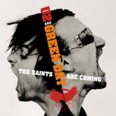 The Saints Are Coming (Live) - Single cover art