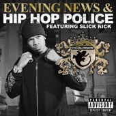 Hip Hop Police / The Evening News - EP cover art