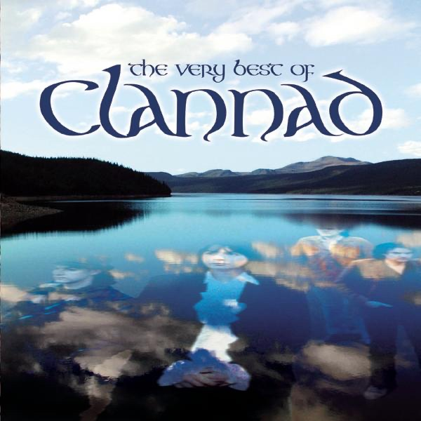 Songbook Clannad CD cover