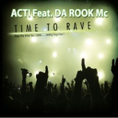 Time to Rave (feat. Da Rook Mc) - Single cover art