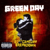 Green Day - 21 Guns artwork