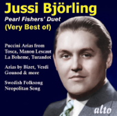 The Very Best of Jussi Björling - Pearl Fisher's Duet