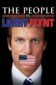 Miloš Forman - The People vs. Larry Flynt  artwork