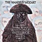 "Music from the Film ""Amadeus"" - Frank Cohen, Richard Stoltzman, Jack Kulowitch, Dominique Visse, George Szell, Columbia Symphony Orchestra, Rudolf Vbrsky, The Philadelphia Orchestra, Christopher Millard, Marcel Moyse, Odile Bailleux, The Vienna Festival Orchestra, Lorin Maazel, Janine Reiss, David Singer, Bruno Walter, John Macurdy, Lili Kraus, Stephen Simon, Philippe Entremont, Abraham Skernick, Orchestra of The Paris Opera, Jean-Claude Malgoire, Marlboro Festival Winds, Robert Casadesus, John Serkin, Alexander Heller, E. Scott Brubaker, Cleveland Orchestra, José Van Dam, Ruggero Raimondi, Choeur Regional Nord-Pas-De-Calais, Meir Rimon, Eugene Ormandy, Martin Hill, La Grande Écurie et la Chambre du Roy, Robert Routch, Randall Wolfgang, Vienna Chamber Orchestra, Gaby Casadesus, Colette Alliot-Lugaz, Rafael Druian & Gregory Reinhart Cover Art"