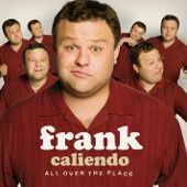 Cover to Frank Caliendo's All Over the Place