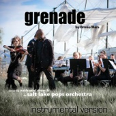 Grenade (Instrumental Version) [feat. Lindsey Stirling] - Nathaniel Drew & Salt Lake Pops Orchestra