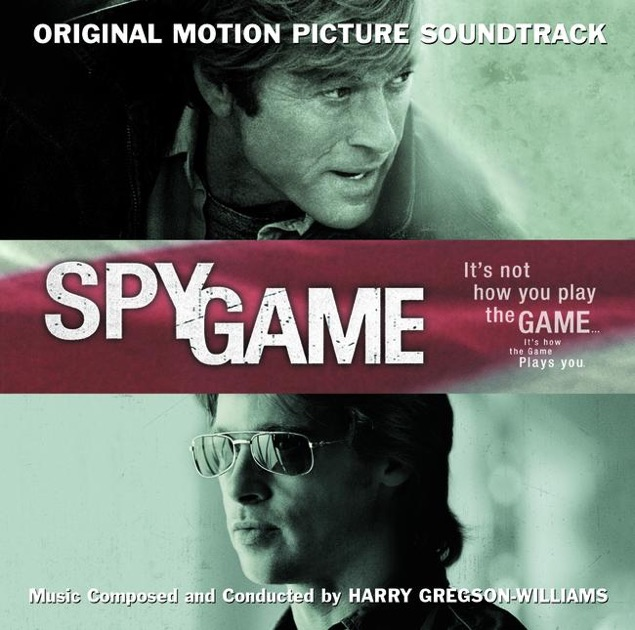 Spy Game (Original Motion Picture Soundtrack) by Harry Gregson-Williams