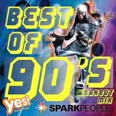 SparkPeople: Best of 90's Workout Mix (60-Min Non-Stop Mix @ 132 BPM)
