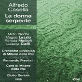 Alfredo Casella : La donna serpente (1959), Volume 2
