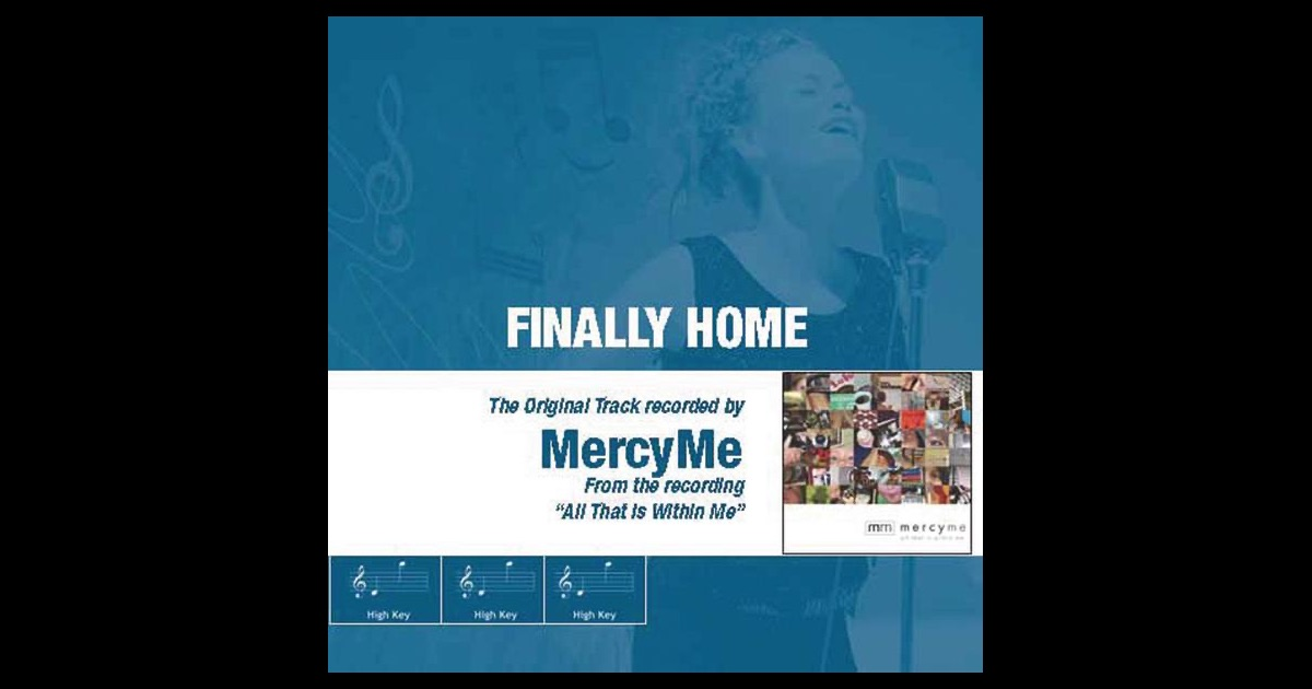 finally home ep by mercyme on apple music. Black Bedroom Furniture Sets. Home Design Ideas