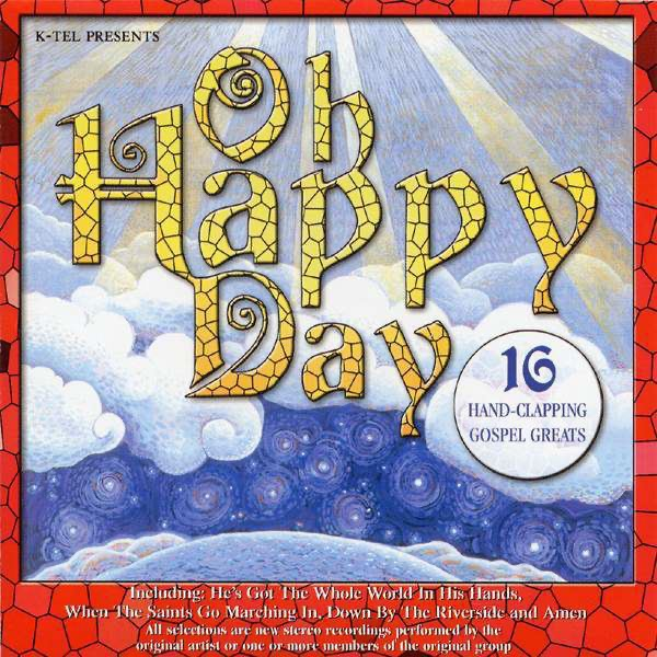 Oh happy day album cover by various artists