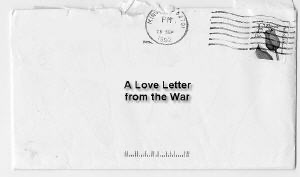 A Love Letter from the War