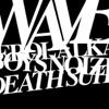 Waves / Death Suite - Single ジャケット写真