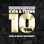 The Best of Pure-N-Heart Kids & Teens and Introducing Pure-N-Heart Movement (Alphaeus Anderson Presents) - Pure-N-Heart Kids & Teen Pure-N-Heart