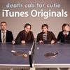 iTunes Originals: Death Cab for Cutie ジャケット写真