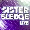 Pochette album Sister Sledge - Sister Sledge Live