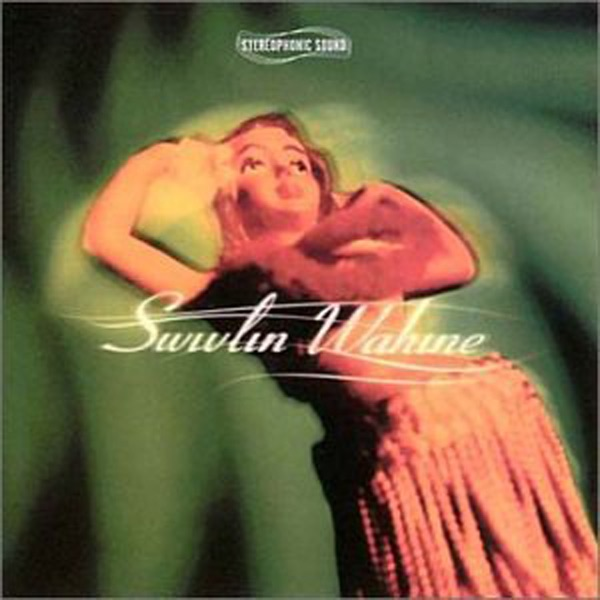 Swivlin Wahine Various Artists CD cover