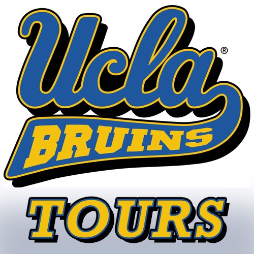 UCLA Self-Guided Tour