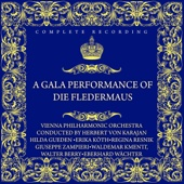 A Gala Performance of Die Fledermaus - EP