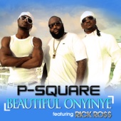 P-Square - Beautiful Onyinye (feat. Rick Ro$$) artwork