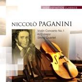 Violin Concerto No.1 in D major, String Quartet