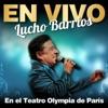 En Vivo: Lucho Barrios, Lucho Barrios