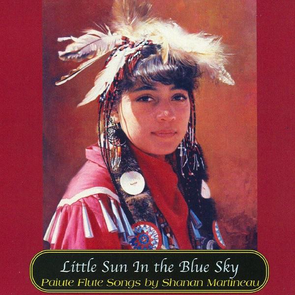 Little Sun In the Blue Sky Shanan Martineau CD cover