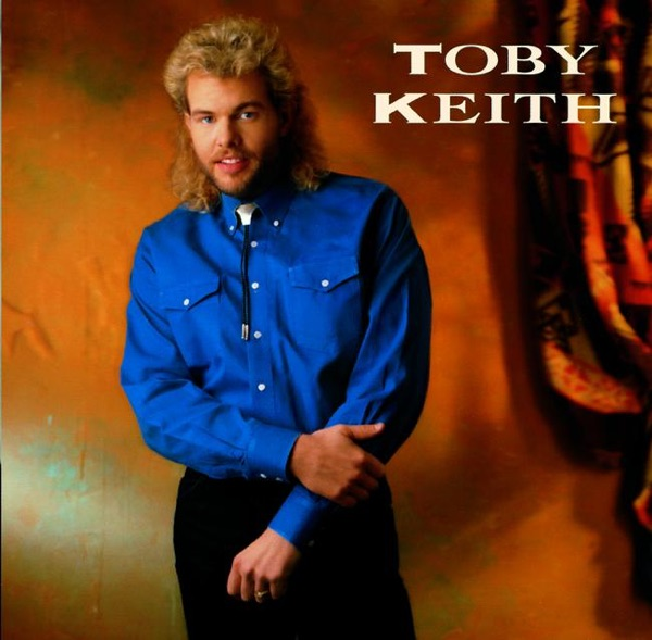 Toby Keith Toby Keith CD cover