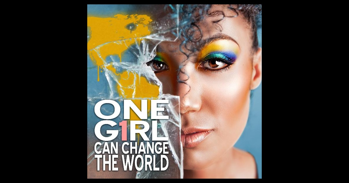 one girl can change the world shuree