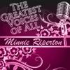 The Greatest Voices of All: Minnie Riperton ジャケット写真