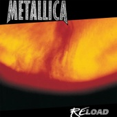 Reload - Metallica Cover Art