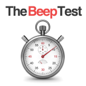 The Beep Test: The Best 20 Metre & 15 Metre Bleep Test for Personal Fitness & Recruitment Practice to the Police, RAF, Army, Fire Brigade, Royal Air Force, Royal Navy & the Emergency Services