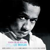 Lee Morgan - Search for the New Land (The Rudy Van Gelder Edition Remastered)  artwork