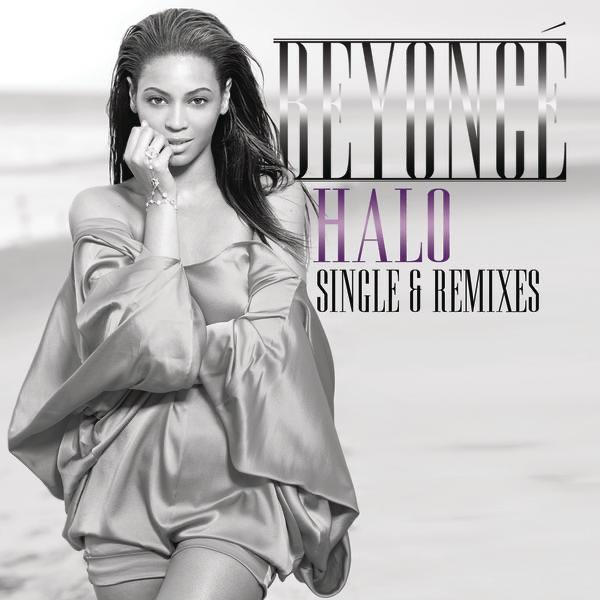 Halo Album Cover by Beyoncé