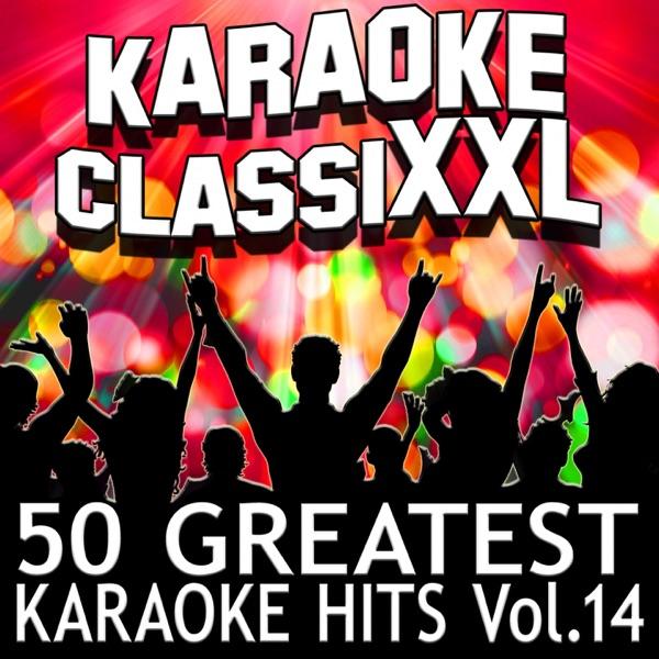50 Greatest Karaoke Hits Vol 14 Karaoke Version Dohn Joe CD cover