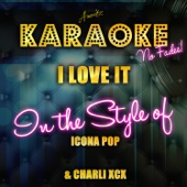 I Love It (Icona Pop & Charli Xcx) [Karaoke Version]
