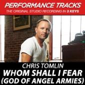 Whom Shall I Fear (God of Angel Armies) [Performance Tracks] - EP cover art