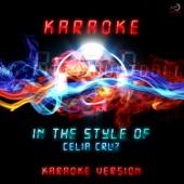 Karaoke (In the Style of Celia Cruz)