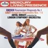 Enesco: Roumanian Rhapsody No. 1 & Liszt: Hungarian Rhapsodies Nos. 1 - 6