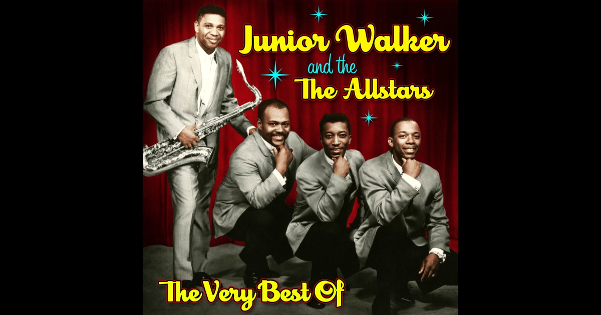 Junior Walker & The All Stars - Legends  What Does It Take To Win Your Love