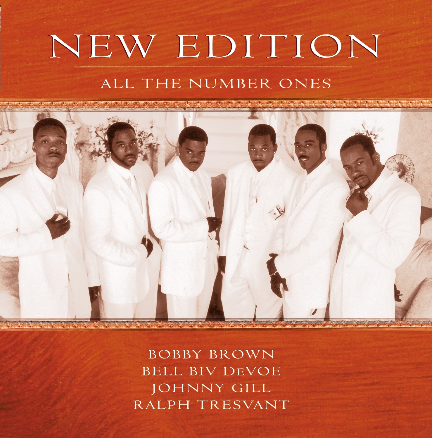 New Edition Can You Stand The Rain Mp3 Download (04:58 ...