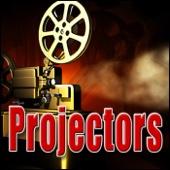 Projector, Film - Small Vintage Keystone 8mm Film Projector, Circa 1960: Start, Play, Stop, Projectors