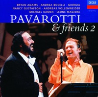 Picture of Pavarotti & Friends 2 by Andreas Vollenweider and Band