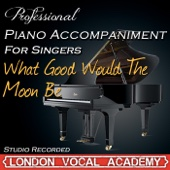 What Good Would the Moon Be ('Street Scene' Piano Accompaniment) [Professional Karaoke Backing Track]