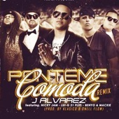 Ponteme Comoda (Remix) [feat. Mackie Ranks, Benyo El Multi, Nicky Jam & Lui-G 21 Plus] - Single