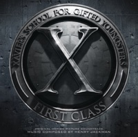 X-Men: First Class - Official Soundtrack