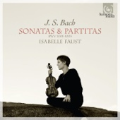 Partita No. 1 in B Minor, BWV 1002: II. Double - Isabelle Faust