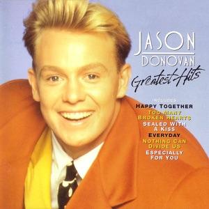 Jason Donovan - Rythm of the rain