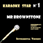 Mr Brownstone (in the style of Guns N' Roses) [Karaoke Versions] - EP