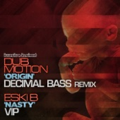 Origin (Decimal Bass Remix) / Nasty VIP - Single cover art